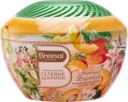 """<b>Ароматические гелевые шарики Breesal</b> """"Энергия фруктов"""", 215 г ..."""