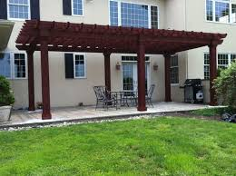 endearing pergola attached to house and pergola plans attached to house keysindy