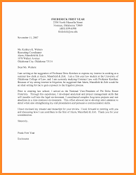 Cover Letter Unsolicited Resume A Good Resume Example