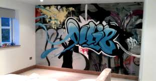Graffiti bedroom essex for hire | Hire a graffiti artist | Graffiti artists  for hire | Custom murals | Mural artists | Muralist for hire | Professional  ...
