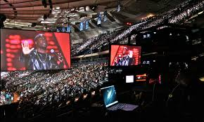 kevin hart madison square gardent event staging mb productions