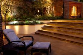 Small Picture Garden Outdoor Wall Lighting Festive Garden Lighting Pinterest