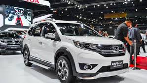 new car launches hondaHonda to Launch BRV in Pakistan Soon
