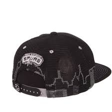 San Antonio Spurs Men\u0027s 210 Fiesta Snapback Hat - Black Official Online Store
