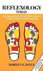 Foot Healing Chart 9780892812844 Reflexology Today The Stimulation Of The
