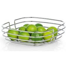 blomus wires fruit basket  large modern fruit bowl