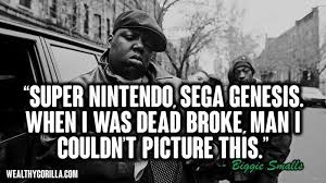 Biggie Quotes Impressive 48 Great Hip Hop Quotes About Happiness In Life Wealthy Gorilla
