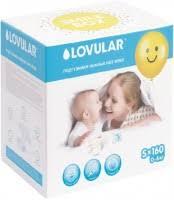 <b>Lovular Hot Wind</b> S / 160 pcs – купить <b>подгузники</b>, сравнение цен ...
