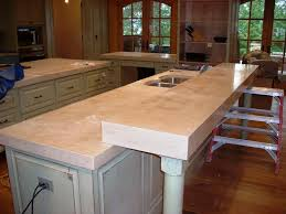 how much does a concrete countertop cost
