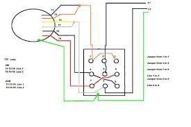 4 Wire Ac Motor Wiring Diagram AC Brush Motor Wiring Diagram