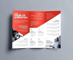 Indesign 3 Fold Brochure Template Fold Brochure Template Free Flyer