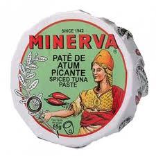 Minerva - Spiced Tuna Pate (24x75g)