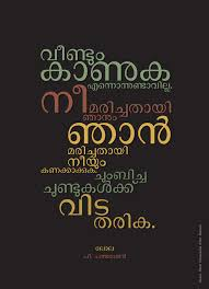Image Result For Quotes Of Malayalam Writers മലയാളം Magnificent Your Quote Picture Malayalam