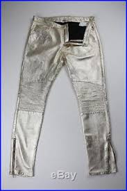 Sheep Mens Leather Pants