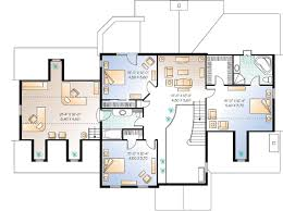 home office plan. Unique Plan The Ultimate 2Story Home Office  21356DR Floor Plan 2nd Floor In Plan O