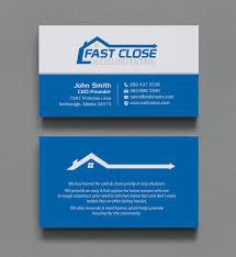 Real Estate Investor Business Card Leafai Invitation