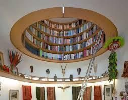 Circular Library Bookcase Idesignarch Interior Design Circular Bookcase