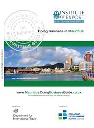 Harbour Light Strategic Marketing Doing Business In Mauritius Guide By Doing Business Guides