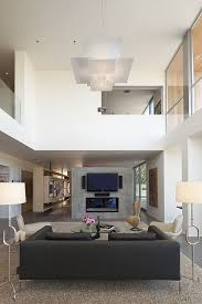 contemporary living room lighting. modern living area with white high ceilings decoist contemporary room lighting