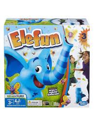 Игра комнатная Слоник Элефан <b>HASBRO</b> ИГРЫ 4124007 в ...