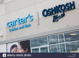 Carters Inc A Logo Sign Outside Of A Carters Inc And Oshkosh Bgosh