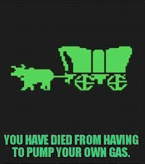 Image result for oregon gas meme