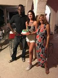 Delia & Bird and Charlotte's cake - Picture of Legend Garden Condos,  Barbados - Tripadvisor