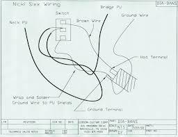 schematics gibson marauder