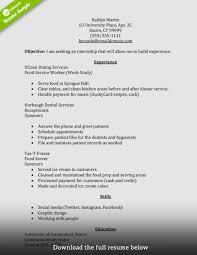 Amazing Goldman Sachs Intern Resume Pattern Entry Level Resume