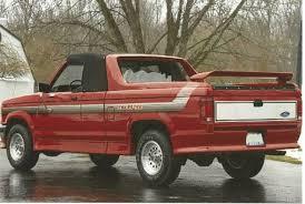 Ford Ranger 'SkyRanger' Convertible For Sale | Ford Authority
