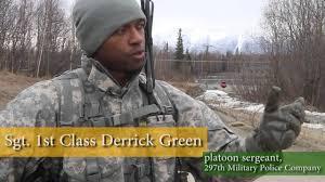 Military Police National Guard Alaska National Guards 297th Military Police Company Prepare To