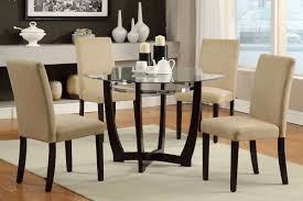 round glass dining table and chairs fresh glass kitchen table sets stylish black and cherryod dining