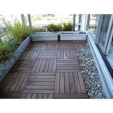 vietnam acacia outdoor cover flooring waterproof interlocking wood deck tiles for terrace