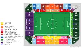 Paradigmatic Orlando City Stadium Map Orlando City Stadium Map