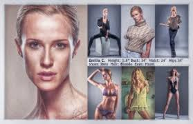 what is a comp card dc modeling agency comp cards