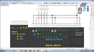 digital relay circuit diagram not lossing wiring diagram • siemens s7 200 plc wiring diagram 33 wiring diagram relay switch circuit 12v relay diagram