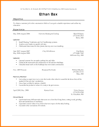 Sample Resume For Factory Worker Collection Of Solutions Factory