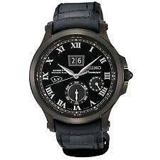 mens seiko kinetic watch men s seiko kinetic perpetual watches