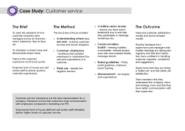 Introduction   The importance of customer service at Enterprise