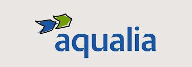 Resultado de imagen para logo de la La firma ibérica FCC Aqualia
