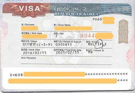 Multiple Entry Tourist Visa To South Korea Updated 2017 Naomi Quimpo