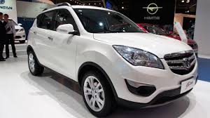 2016 changan cs35 1 6at luxury exterior and interior walkaround you