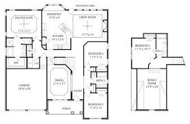 bonus room over garage floor plans garage designs