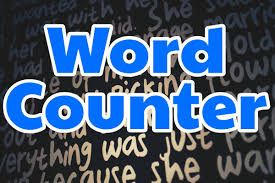 wordcounter count words correct writing