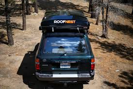 A Hard Shell Rooftop Tent — At a Steep Discount • Gear Patrol