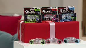 Light Up Marble Racer Marble Racer Set Of 3 Light Up Race Cars With Pull Back Motor On Qvc