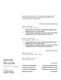 Classic Resume Design Using Resume Templates Classic Free Executive ...