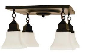 ruskin 4 light ceiling mount rcm 4 bz