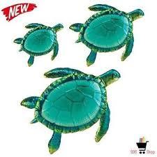image is loading ocean sea turtles metal glass wall art sculptures  on tropical ocean sea turtle metal wall art decor with ocean sea turtles metal glass wall art sculptures tropical home