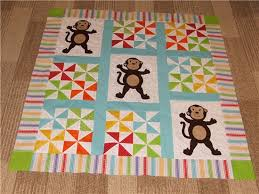 Customer Quilts and Projects - Quilt-n-Go & ... Susan Wortley's Monkey Quilt ... Adamdwight.com